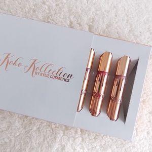 Kylie x Koko Kollection Liquid Lipstick Set